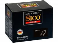 Sico Condoms SAFETY Kondome (Extra STARK) 50 Stück