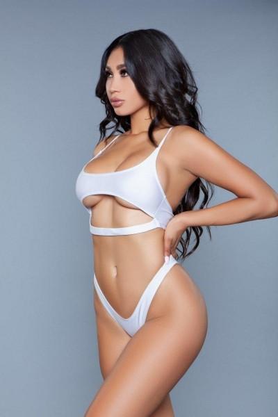 Be Wicked Bikini GIANNA (Weiß) XS - XL