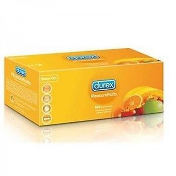 Durex Pleasurefruits Kondome (4x Aromen) 144 Stück